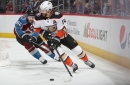 Avalanche at Ducks, Jan. 22: Lines, gamethread & how to watch