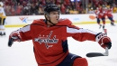 Short-handed Capitals beat Sabres in home opener shootout