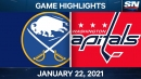 Carlson scores shootout winner as Capitals beat Sabres