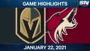 Arizona's Garland posts three-point night in Yotes win over Golden Knights