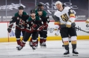 Coyotes 5, Golden Knights 2: Vegas falls short on the road, suffers first loss of season