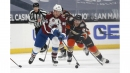 Ducks work overtime, earn a point, but fall to Avalanche