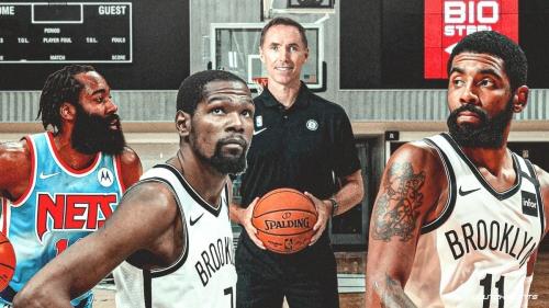 Kevin Durant-James Harden-Kyrie Irving Big 3 'missing' key element, per Nets coach Steve Nash