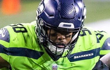 Who are the Seahawks' top priorities this offseason among their free agents? Bob Condotta ranks them.