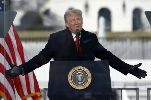 Your View: The quirky legal challenge of Trump's second impeachment
