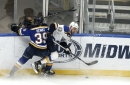 Clifford gets to see old friends as Blues open season series with Kings