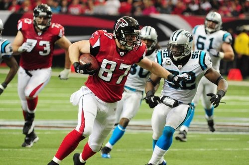 Falcons hire former player Justin Peelle as TEs coach, add three defensive coaches