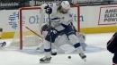 Gotta See It: Lightning's Victor Hedman scores no-look, between-the-legs goal vs. Blue Jackets