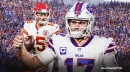 Josh Allen's hometown has spirited encouragement for Bills QB ahead of AFC title game clash with Chiefs