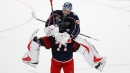 Blue Jackets defeat Lightning hours after trading Pierre-Luc Dubois