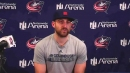 Foligno says Dubois wasn't giving Blue Jackets the 'brand of hockey' they expected