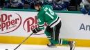 Stars captain Jamie Benn misses practice after injury in opener