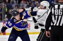 Kings at Blues GameDay Thread: Let's see how this works out