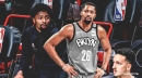 Nets guard Spencer Dinwiddie's surprising progress one month after partial ACL tear