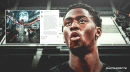 Caris LeVert's emotional message after getting traded from Nets, discovering kidney issue