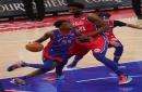 Detroit Pistons vs. Philadelphia 76ers: Best photos from LCA