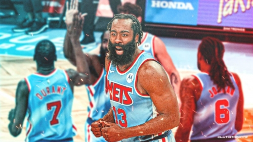 James Harden's shocking stat after Brooklyn's 36-point first quarter vs. Heat
