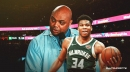 Bucks' Giannis Antetokounmpo latest star called out by Charles Barkley, TNT crew
