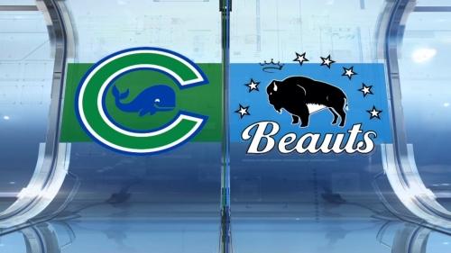 Whale edge Beauts in shootout win