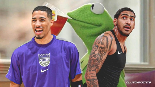 Kings rookie Tyrese Haliburton trolls Knicks for passing on him in draft for Obi Toppin
