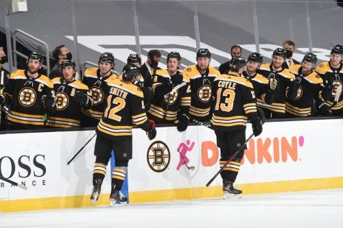 RECAP: Bruins soar past Flyers 6-1