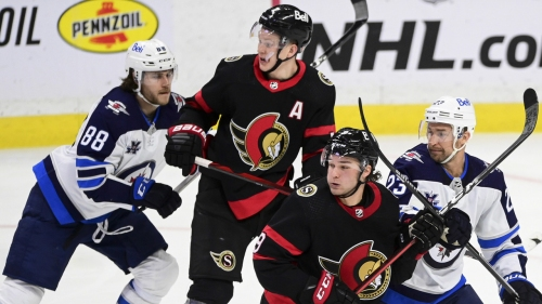 Senators rebuild going well but Burke wants to see results soon
