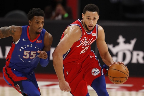 Sixers Bell Ringer: Sixers hang on for 114-110 win over Detroit