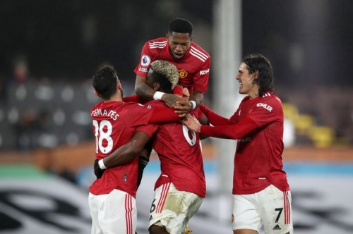 Solskjaer compares Man United trio to Neville, Keane and Giggs