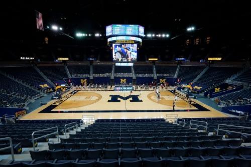 Purdue women's basketball at Michigan postponed after U-M pauses athletic activities
