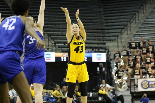 Mizzou women have shooting talent to compete but not the wins to show for it