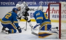 Sanford taking on new responsibilities with the Blues penalty kill