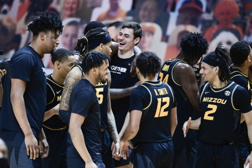 Mizzou leads No. 6 Tennessee from start to finish for another SEC road win