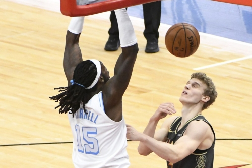 Bulls vs. Lakers final score: pummeled back to earth