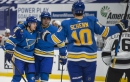 Another good series start for Blues with win over Kings