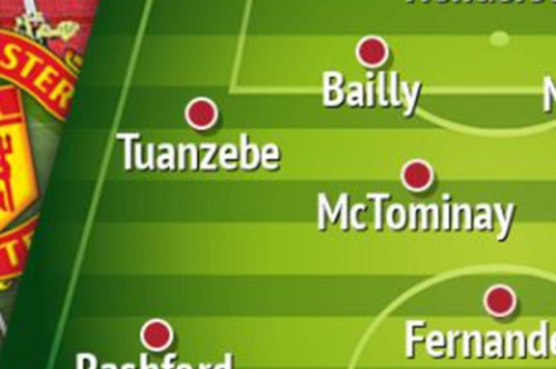 Our writer's debate how Manchester United should line up vs Liverpool