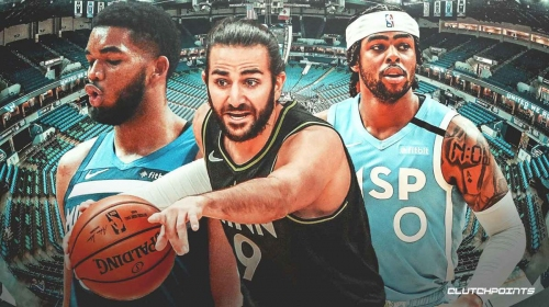 With Karl-Anthony Towns, D'Angelo Russell out, Ricky Rubio lit a fire for Timberwolves