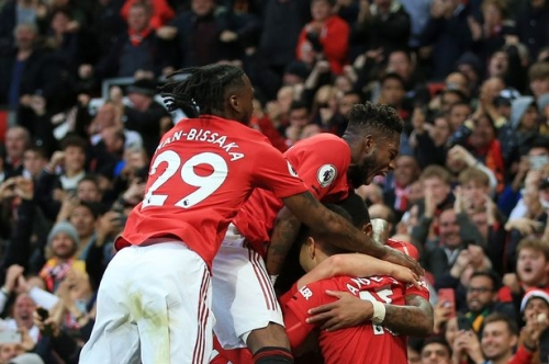 Manchester United might have already confirmed their attack against Liverpool FC