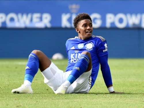 Crystal Palace to battle for Bayer Leverkusen for Leicester City's Demarai Gray?