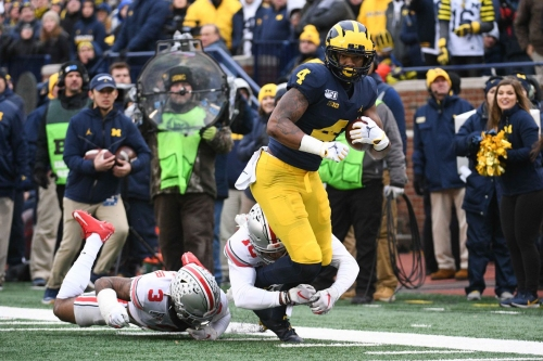 2021 NFL Draft prospect profile - Nico Collins (WR, Michigan)