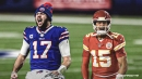 Report: The injury that really affected Patrick Mahomes leading up to AFC Championship Game vs. Bills