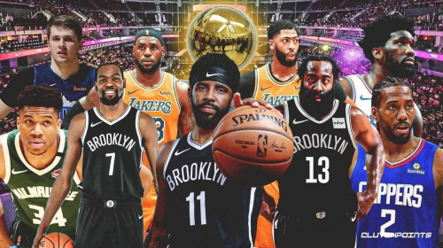 Kyrie Irving doubles down on NBA Finals guarantee with Kevin Durant, James Harden