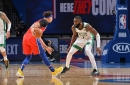 Did the Celtics change anything in the second of back-to-back games versus the 76ers?