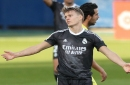 Arsenal 'reach agreement with Real Madrid over Martin Odegaard loan'