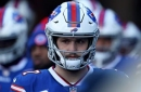 Josh Allen's dad, recovering from COVID, won't be at AFC Championship Game -- Peter Schrager