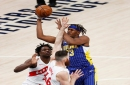 Photos: Indiana Pacers host Toronto Raptors in NBA action