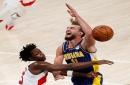 Pacers wilt under pressure from short-handed Raptors