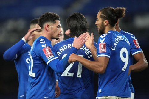 Everton vs Sheffield Wednesday: Final   Blues win 3-0!