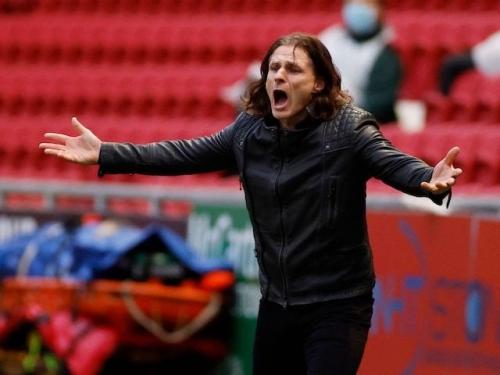 Jose Mourinho impressed by Gareth Ainsworth