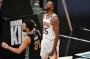 The Suns can't afford Mikal Bridges getting into early foul trouble