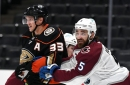 Avalanche at Ducks, Jan. 24: Lines, gamethread & how to watch